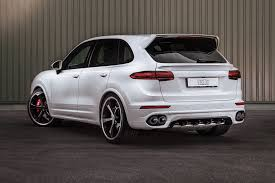 porsche suv turbo techart porsche cayenne turbo the 700bhp suv by car magazine
