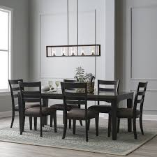 belham living sheridan 7 piece extension dining room table and