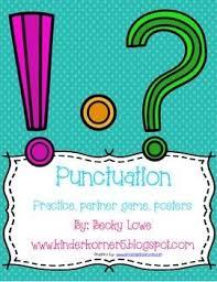 286 best punctuation images on pinterest punctuation worksheets
