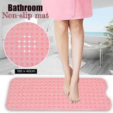Kids Bathtub Mat Pvc Bath Mats Large Bathtub Non Slip With Suction Cups Bath Shower