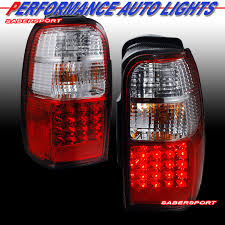 4th gen 4runner led tail lights light bulbs corners tails 3rd brake light yotatech forums