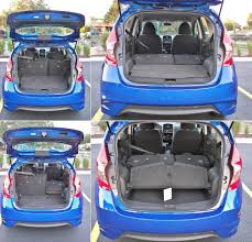 nissan versa note 2015 honda fit vs 2014 nissan versa note versatile fitting
