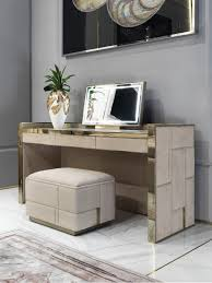 Small White Bedroom Desk Bedroom Furniture Dressing Table With Mirror And Drawers Modern