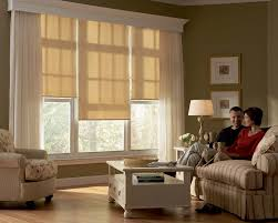 Window Treatment Blinds For Living Room Living Room Shades Dining Room Setting Showcasing Our Beautifully