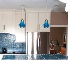 Light Blue Pendant Light New Blue Pendant Lights Kitchen Blue Kitchen Pendant Lights Cobalt