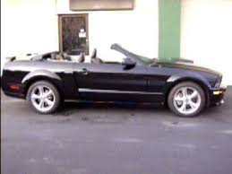 2007 ford mustang california special 2007 mustang convertible gt cs california special the only