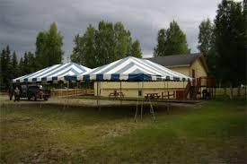 canopy rentals alaska tent tarp party canopy rentals