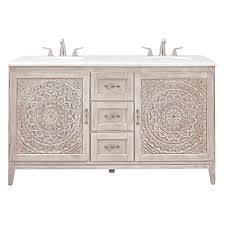 Home Decorators Collection Chicago by Home Decorators Collection Chennai 61 In W Double Vanity In White