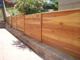 fascinating horizontal fence ideas 37 horizontal garden fence