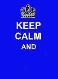 How To Make A Keep Calm Meme - keep calm and enrolling medicaid members blank template imgflip