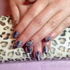 nail art in london shellac nails islington