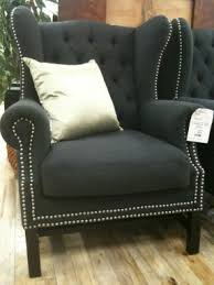 nailhead accent chair foter