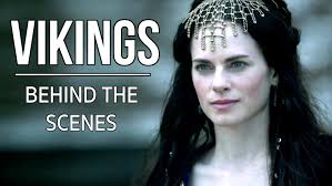 hairstyles costumes and stunts on vikings behind the scenes