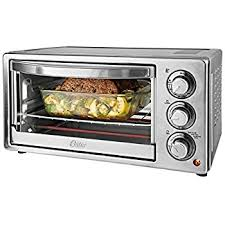 Conventional Toaster Oven Amazon Com Oster Tssttvsk01 Large Convection Toaster Oven