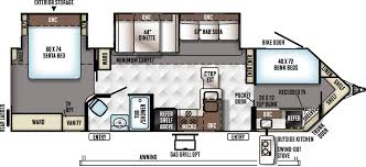 Indiana travel plans images I love this floor plan rockwood windjammer travel trailers by jpg
