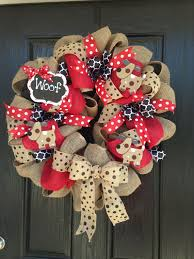 240 best pet inspired wreaths images on