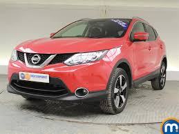 nissan red car used nissan qashqai for sale second hand u0026 nearly new cars