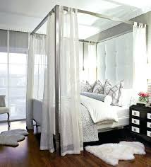 bedroom canopy canopy bed decor hyperworks co