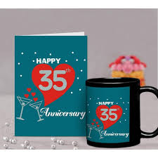 35 wedding anniversary 35th wedding anniversary gift for parents