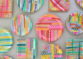 what is washi tape washi tape paper plates artbar