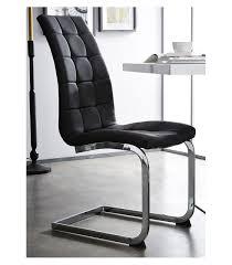 chaises s jour lot de 2 chaises de séjour lugano mobil in