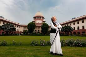 Seeking Live Lawyer Indira Jaising Files Petition Seeking Live Cases