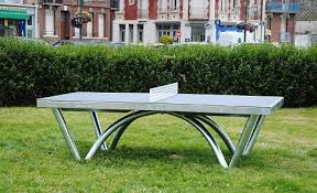 ping pong table tennis cornilleau park outdoor ping pong table total table tennis