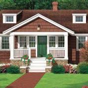 Cottage Curb Appeal - curb appeal for a timeworn cottage this old house