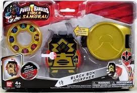 power rangers super samurai black box morpher 31781 sounds