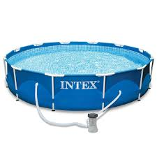 Intex Pool Filters Round Intex Pools Pools For Home