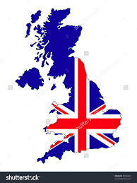 british flag clipart united kingdom pencil and in color british