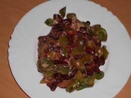 cuisine etudiante ma cuisine étudiante poêlée de haricots rouges et poivron au gruyère