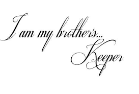 for i am my brother u0027s keeper tattoo my style pinterest