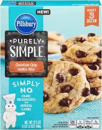pillsbury cake mix cookies