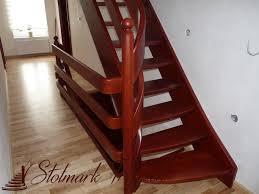 gerade treppe gerade treppe st 9 holztreppen aus polen treppenhersteller
