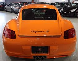 porsche cayman orange 2008 porsche cayman s stock 1229 for sale near oyster bay ny