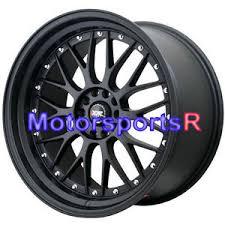 98 mustang cobra wheels xxr 521 18 flat black rims wheels staggered 5x114 3 98 99 04 ford