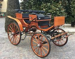 carrozze in vendita carrozza per cavallo paithon ungherese animali in vendita a brescia