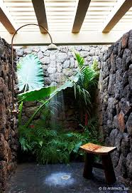 Outdoor Pool Showers - outdoor pool shower ideas home design inspirations