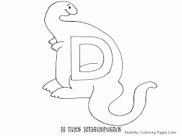 8 pics of d is for dinosaur coloring page letter d dinosaur