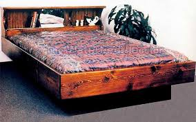 Cheap Bed Frames San Diego San Diego Pine Waterbed Furniture