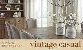 vintage dining room sets vintage casual furniture from homestore