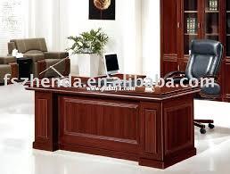 Office Desk Woodworking Plans Wood Office Desks Wooden Office Desk Fancy Ideas Best Wood On