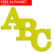 free printable letters numbers archives make breaks