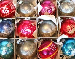 ornament collecting shiny brite ornaments wonderful antique
