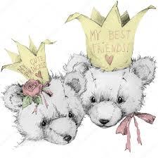 cute teddy bear teddy bear sketch greeting card birthday card