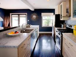 modern home interior design galley kitchen remodel ideas image