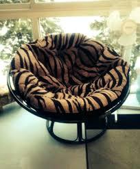 rattan papasan cushion decorating black rattan chair with zebra pattern black rattan chair with zebra pattern