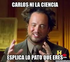 Carlos Meme - gay