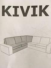 Kivik Sofa Bed Cover Kivik Sofa Cover Slipcovers Ebay